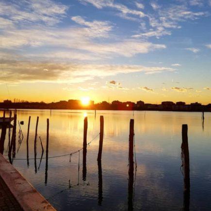 Laguna del Lusenzo a Chioggia