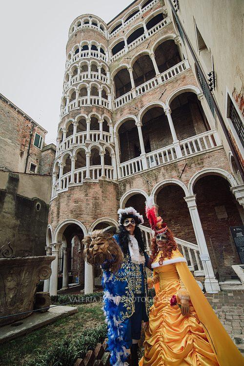 il Carnevale veneziano