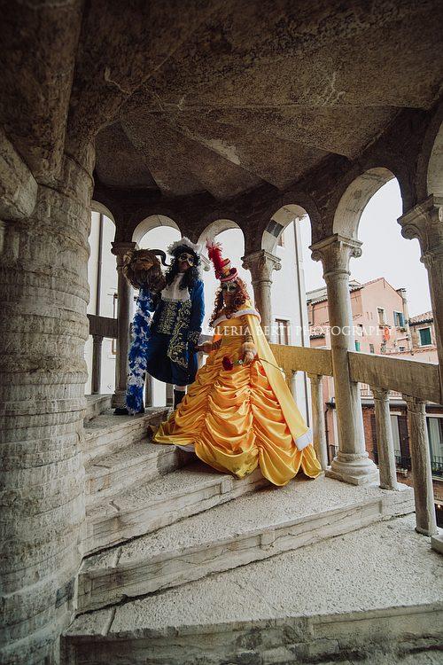 Scala Contarini del Bovolo gioielli nascosti di venezia
