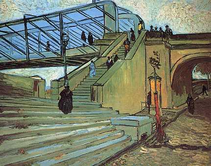 Scala del ponte di Trinquetaille