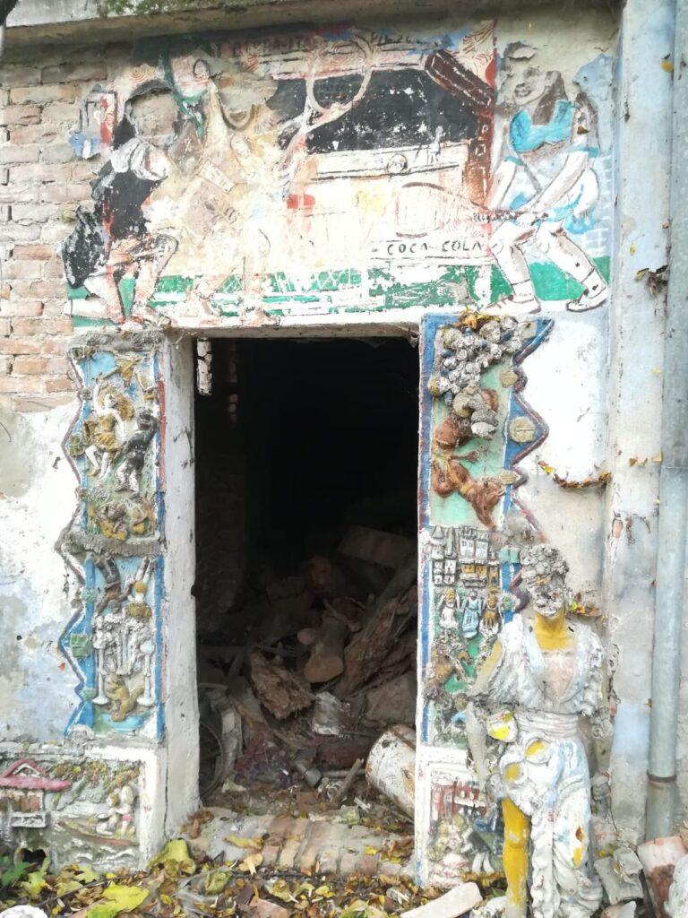 la casa delle favole abbandonata dove si trova (1)