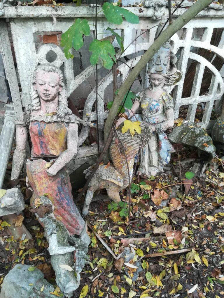 la casa delle favole abbandonata dove si trova