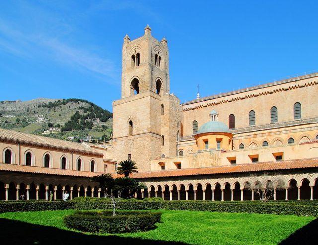visitare Sicilia in inverno Monreale