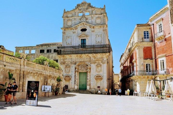 visitare Sicilia in inverno Siracusa