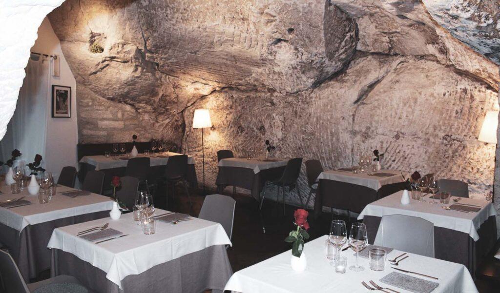 ristoranti particolari Trentino Alto Adige la berlera
